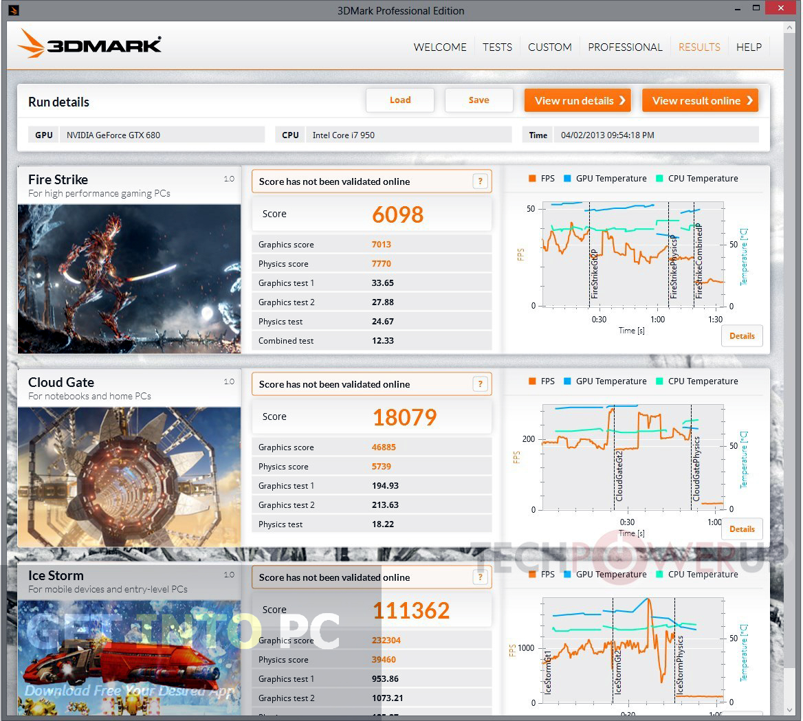 Futuremark 3DMark Pro Edition Direct Link Download