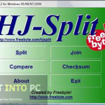 HJSplit Free Download
