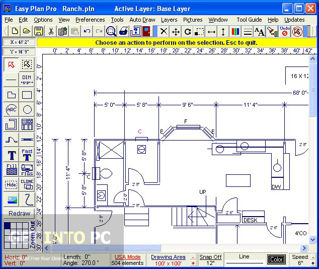 Home Decorating Software Free Download: Home Plan Pro Free Download