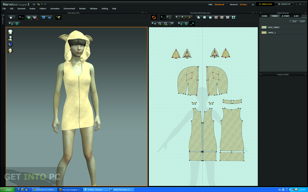 Marvelous Designer 3 Download For Free