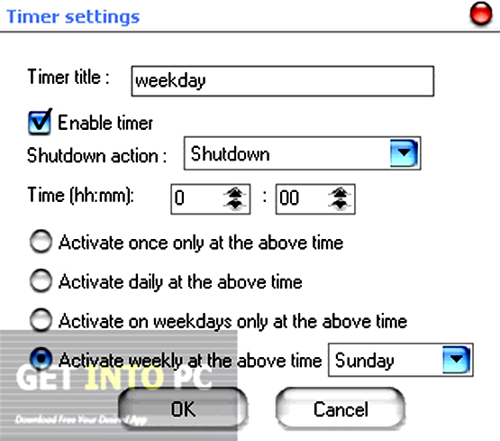 PC Auto Shutdown Offline Installer Download