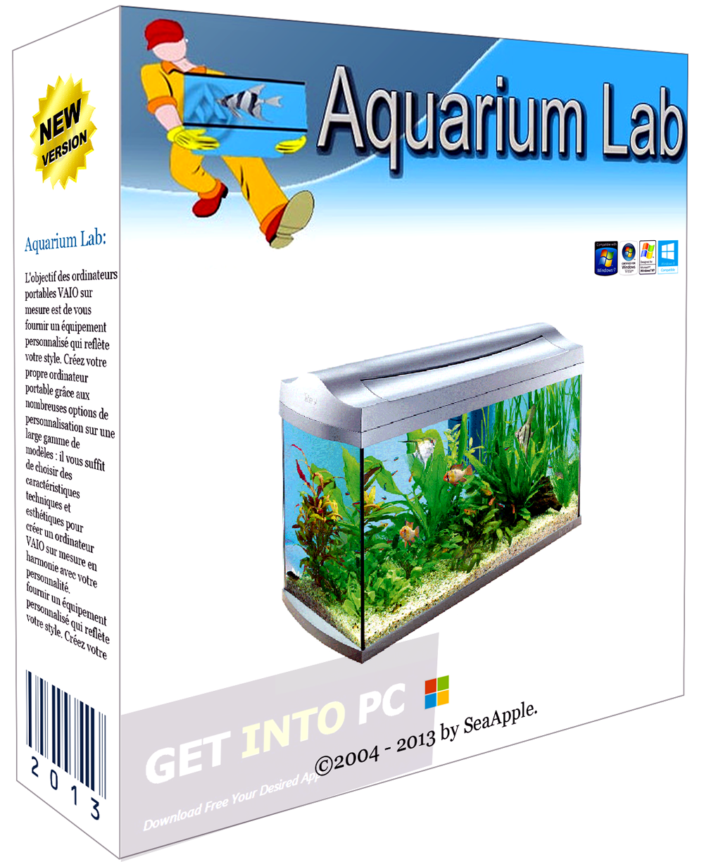 SeaApple Aquarium Lab Free Download