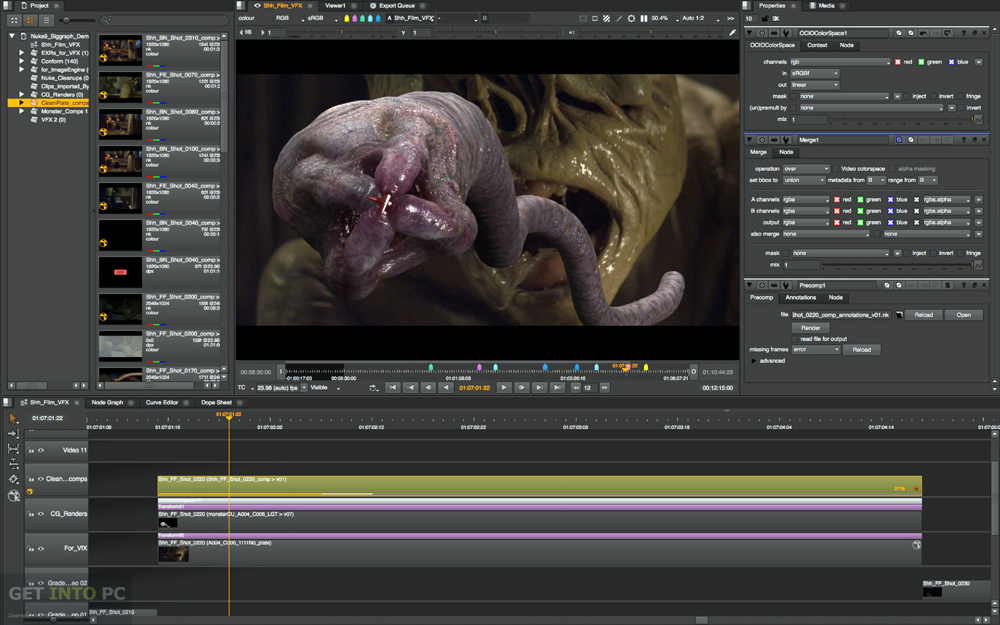 The Foundry OCULA for NUKE 9 64 Bit Direct Link Download