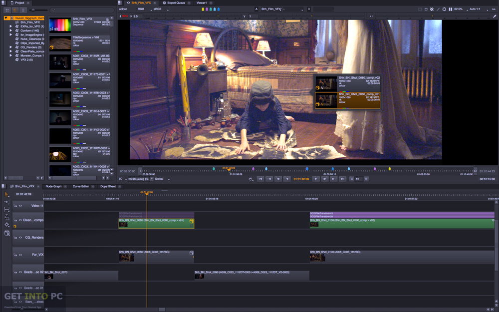 The Foundry OCULA for NUKE 9 64 Bit Latest Version Download