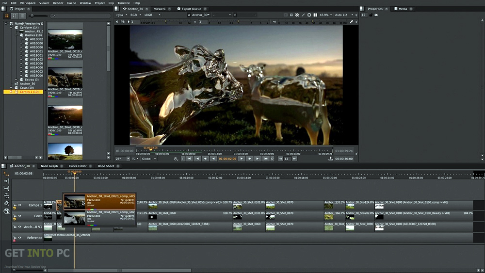 The Foundry OCULA for NUKE 9 64 Bit Offline Installer Download
