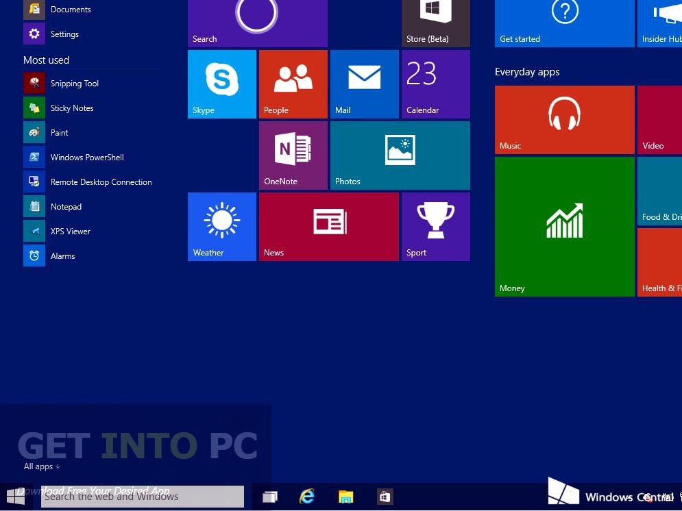 Windows 10 Build 10061 ISO 32 64 Bit Latest Version Download