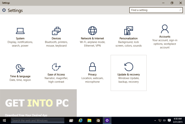 Windows 10 Pro ISO Build 10049 32 Bit 64 Bit Direct Link Download