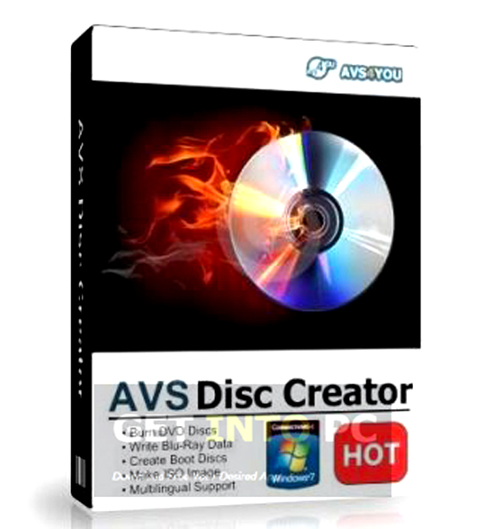 AVS Disc Creator Latest Version Download