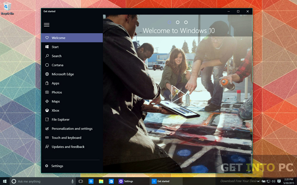Download Windows 10 Build 10122 ISO 32 64 Bit Setup exe