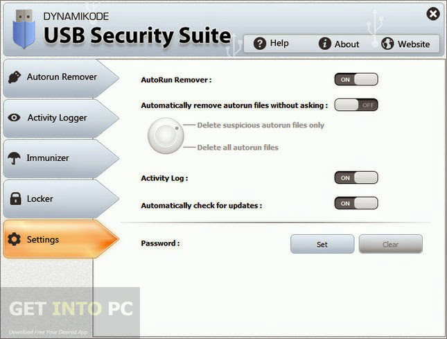 Dynamikode USB Security Suite Direct Link Download
