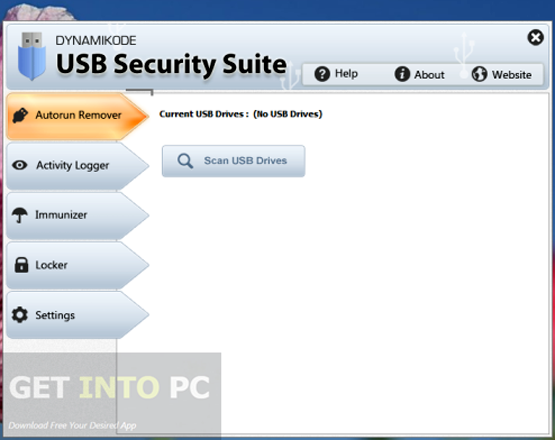 Dynamikode USB Security Suite Latest Version Download