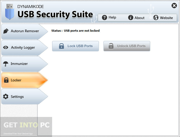 Dynamikode USB Security Suite Offline Installer Download