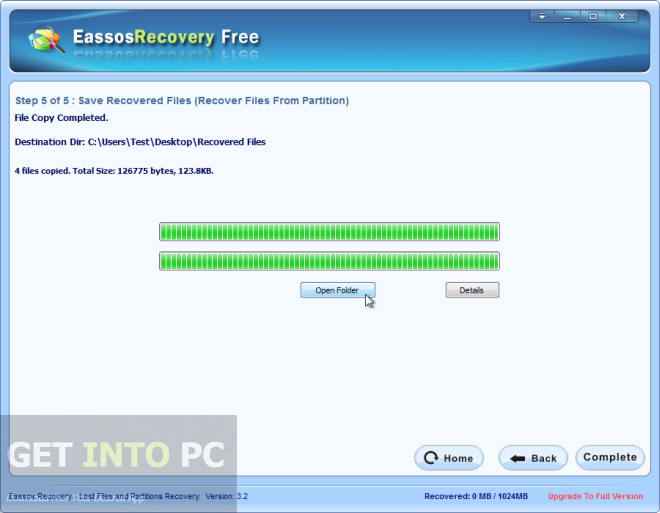 Eassos Recovery Offline Installer Download