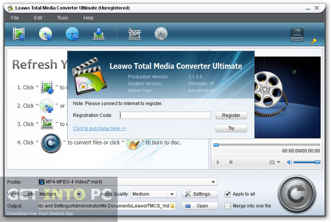 Leawo Total Media Converter Ultimate Direct Link Download