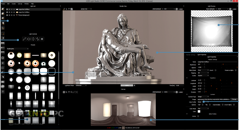 Lightmap HDR Light Studio Latest Version Download