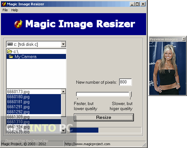 Magic Image Resizer 1.02 Portable Direct Link Download