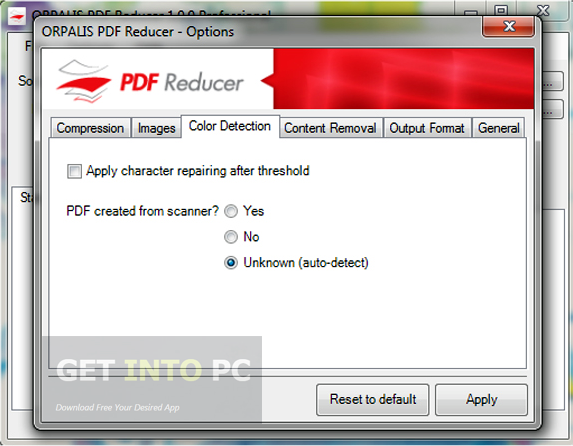 ORPALIS PDF Reducer Pro Setup Free Download