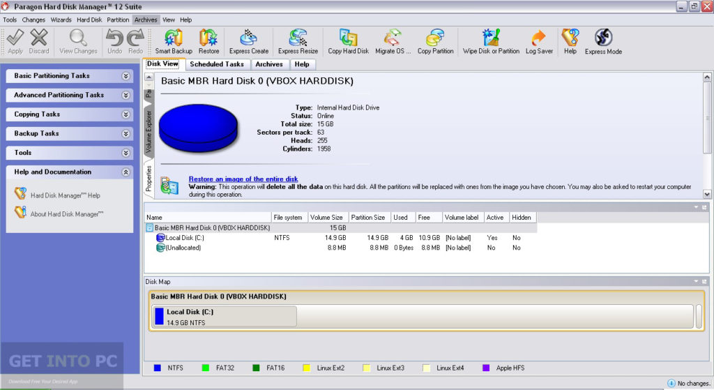 Paragon Hard Disk Manager 15 Professional Direct Link Download