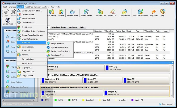 Paragon Hard Disk Manager 15 Professional Download For Free