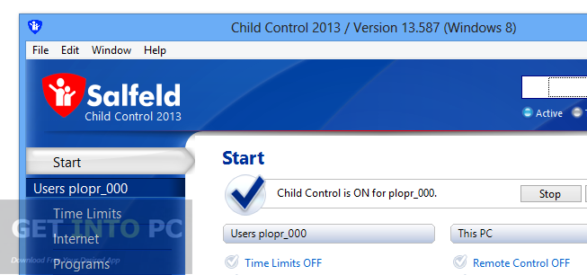 Salfeld Child Control Offline Installer Download