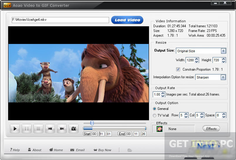 Video to GIF Converter Download For Free
