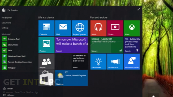 Windows 10 Build 10074 ISO 32 64 Bit Latest Version Download