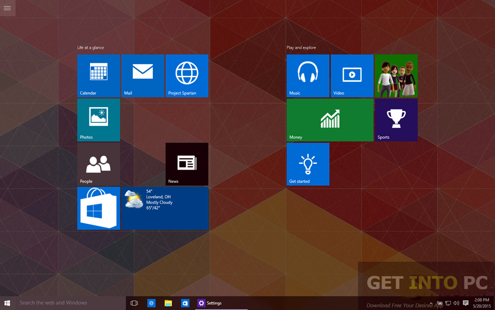 Windows 10 Build 10122 ISO 32 64 Bit Download Free
