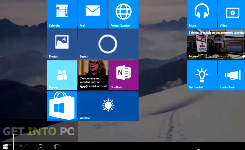 Windows 10 Build 10125 ISO 32 64 Bit Direct Link Download