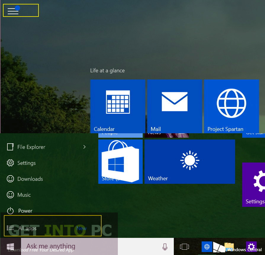 Windows 10 Build 10130 ISO 32 64 Bit Direct Link Download