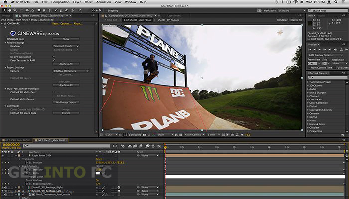 Adobe After Effects CC 2015 Latest Version Download