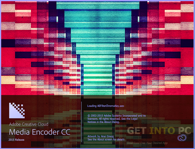 media encoder cc 2015 mac