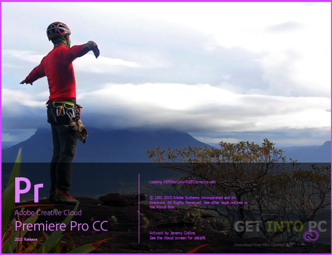 Adobe Premiere CC 2015 Free Download