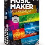 MAGIX Music Maker 2015 Premium ISO Free Download