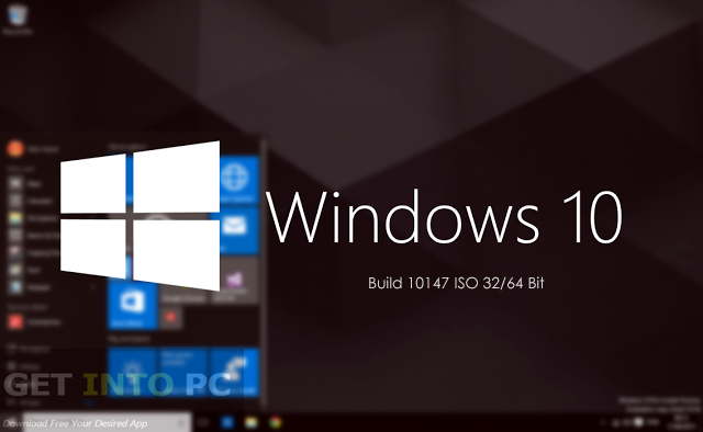 Windows 10 Build 10147 ISO 32 64 Bit Latest Version Download
