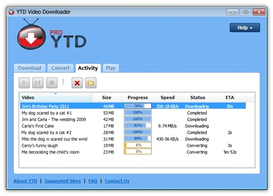 pro7 video download