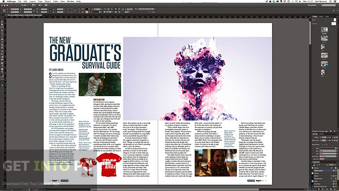 Adobe Indesign ... Indesign Tutorials Cs6
