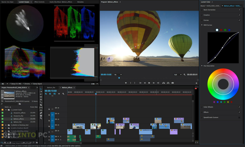 Adobe SpeedGrade CC 2015 Download For Free