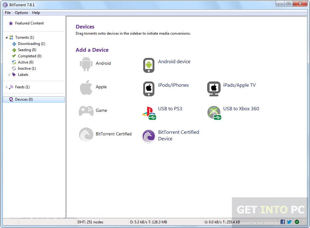 BitTorrent PRO 7.9.3 Build 40761 Stable Direct Link Download