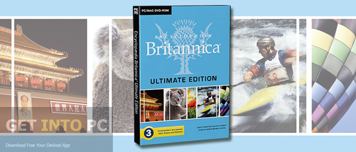 Encyclopaedia Britannica 2015 Ultimate ISO Download For Free