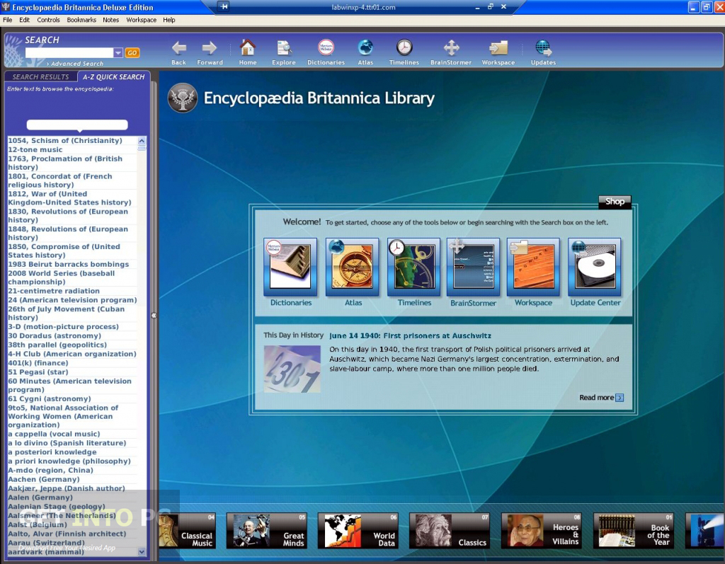 Encyclopaedia Britannica 2015 Ultimate ISO Latest Version Download