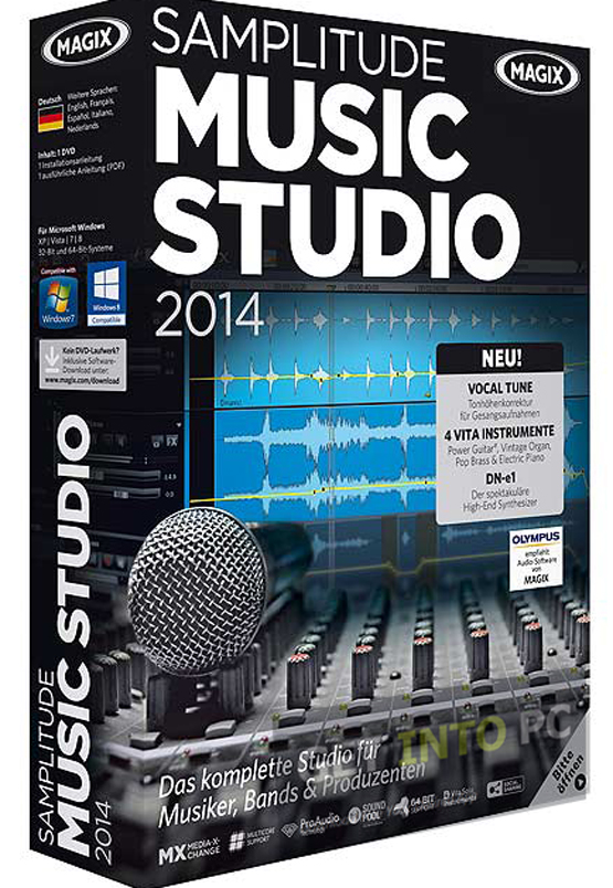 magix music maker 10 free download software