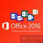Office 2016 Professional Plus 32 / 64 Bit ISO Free Download