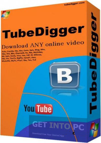 TubeDigger Free Download