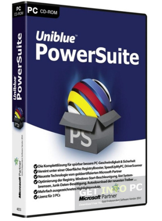 powersuite uniblue