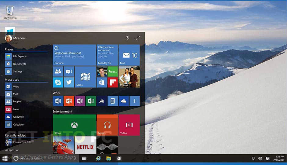 Windows 10 Build 10159 32 64 Bit Latest Build ISO