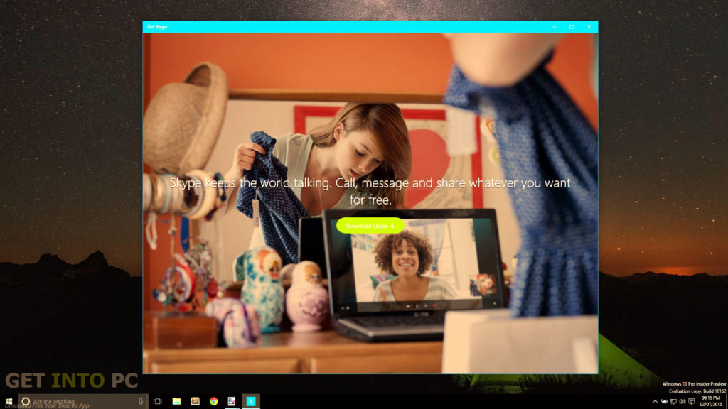 Windows 10 Build 10162 ISO 32 64 Bit Direct Link Download