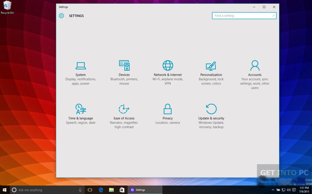 Windows 10 Build 10166 ISO 32 64 Bit Latest Build