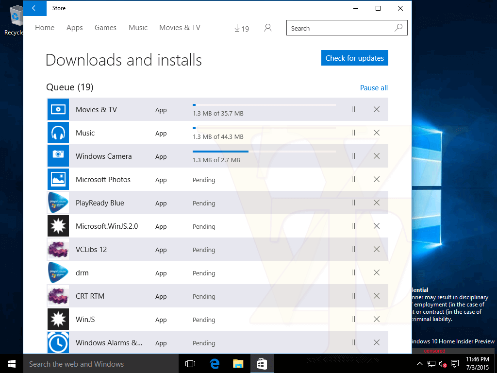 Windows 10 Build 10176 ISO 64 Bit Latest Version Download