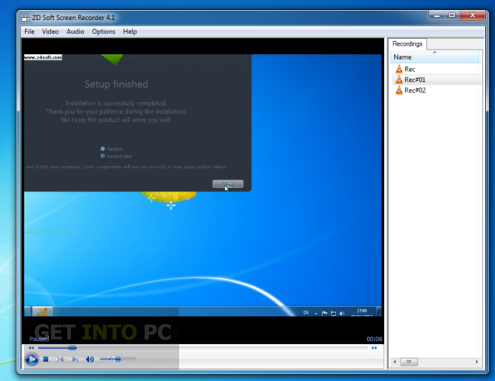ZD Soft Screen Monitor Direct Link Download