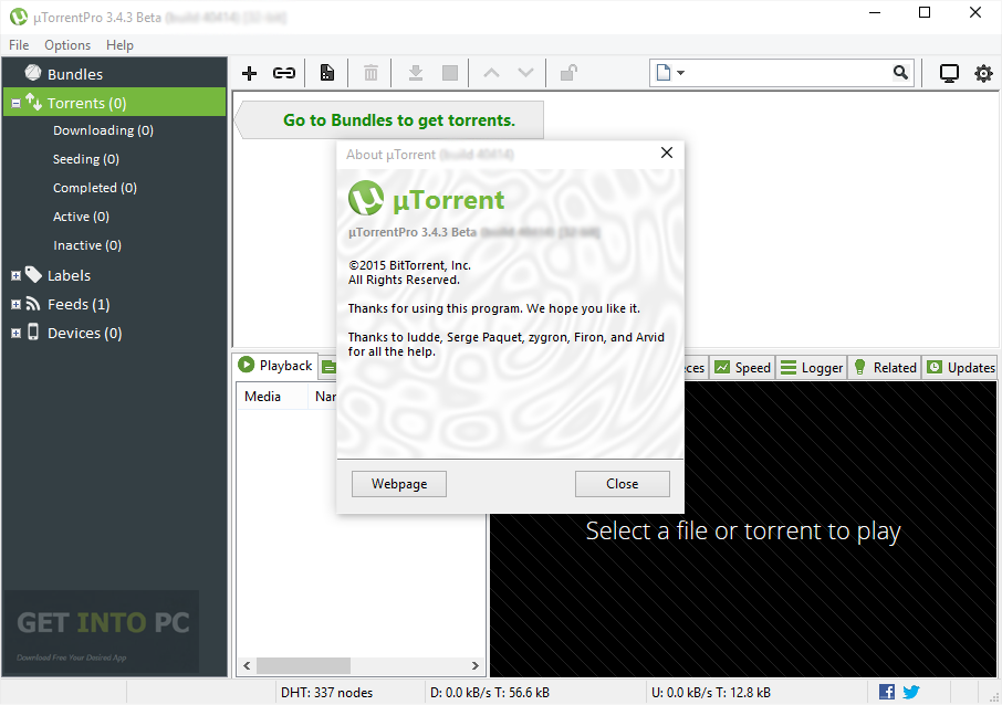 utorrent pro download free windows 10